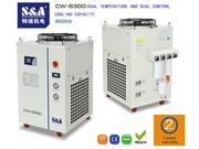 S&A air/water chiller for cooling IPG laser with 2 years warranty